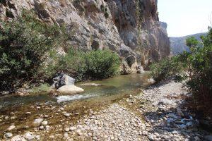 Designstudentin erkundet Kreta