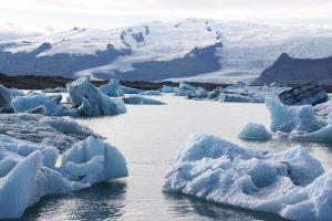 Die Gletscher Lagone begeistert die Designstudentin aus Frankfurt am meisten