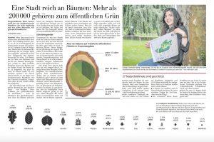 Designstudentin_mit_Baumplakat_in_Frankfurter_Neuer_Presse