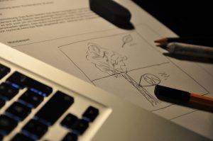 Ein Monat Designstudent
