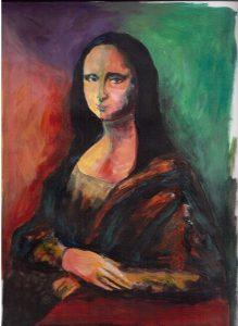 Mona Lisa - Expressionisms