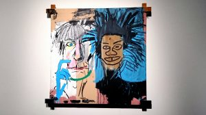 Basquiat vs. Warhol 2