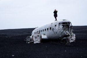 Designstudentin in Iceland