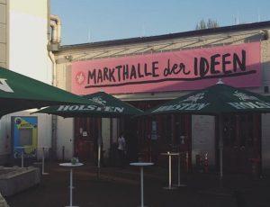 Die Markthalle der Ideen im Kampnagel