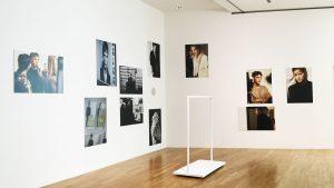 Designstudentin besucht Jil Sander Ausstellung