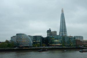 Designstudent erkundet London