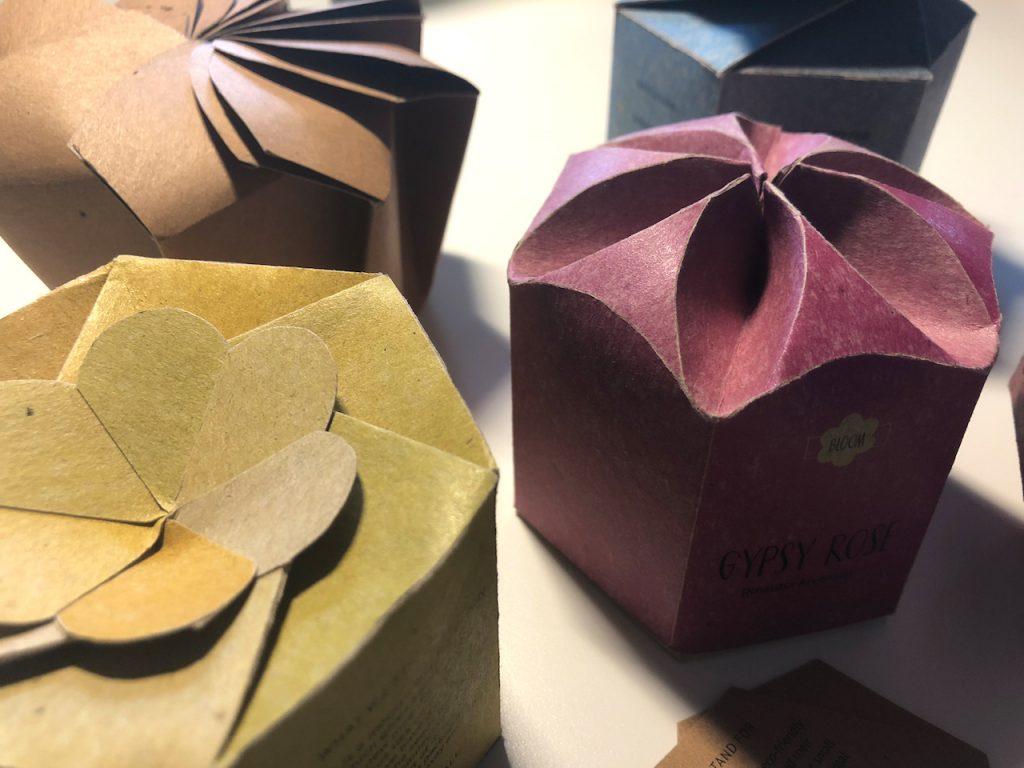 Nahansicht Packaging