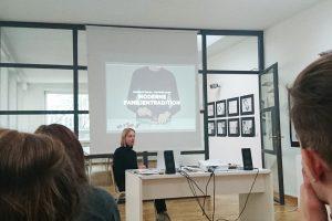 Vortrag Anna
