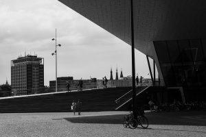 Designstudent in Amsterdam 2