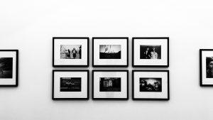 Designstudentin im Fotografie Forum