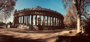 Bauwerk im Retiro Park
