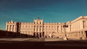 Königspalast von Madrid