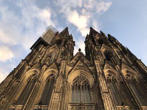 Spontaner Tagestrip nach Köln