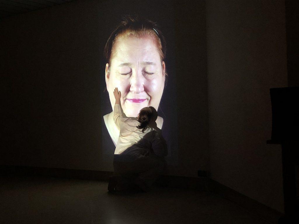 Live-Performance Knutsch im Orbit24