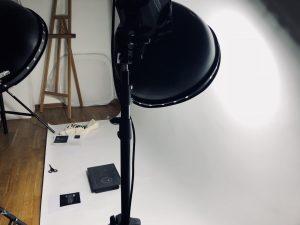 Projektfotografie im Fotostudio