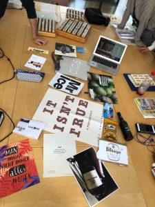 Typografie/Kommunikationsdesign