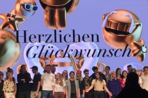 Studierende der European School of Design mit 4 Arbeiten erfolgreich beim ADC Junior Festival