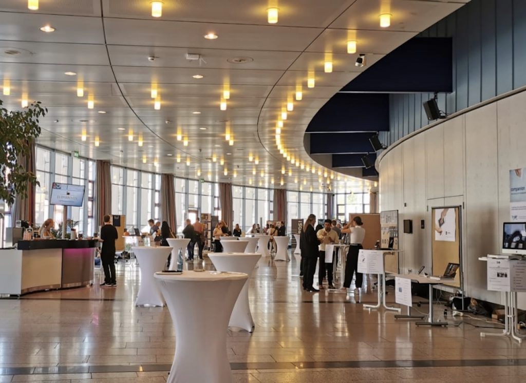 Future Convention im Palatin Kongress Hotel in Wiesloch