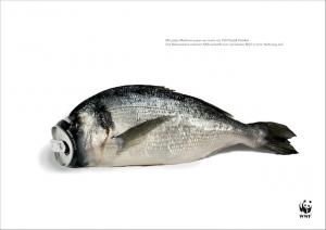 Plastikfisch