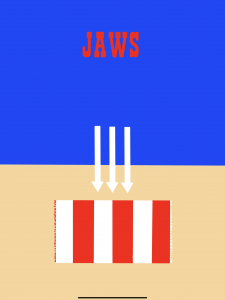 Redesign des JAWS Plakat