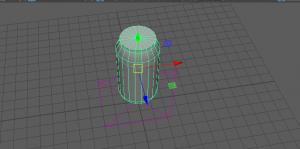 Designstudentin lernt 3D