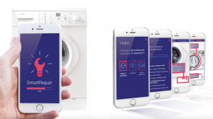 SmartRepair - Haushaltsgeräte-Reparatur mit Augmented Reality, von Designstudentin Jenny Braune, European School of Design