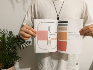 Typografie Buch Designstudium
