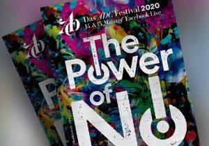 Das Motto des ADC Festival 2020