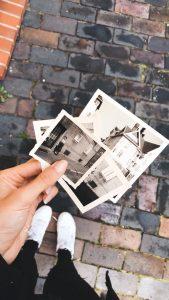 Designstudentin macht Magazin Fotos