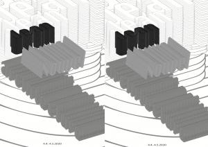Architektur Plakat design