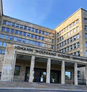 Leitsystem für Goethe Uni