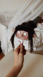 Designstudentinnen drehen Trickfilm3