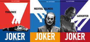Joker Poster Reihe Lester Beall