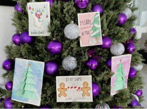 Besondere Weihnachtskarten für besondere Zeiten