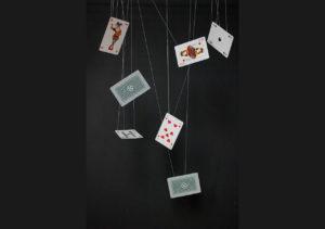 fliegende Karten 2
