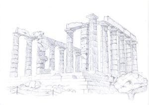 Designstudium_Zeichnung