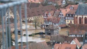 Hochwasser Büdingen