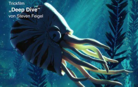 """werkschau / trickfilm """"deep dive"""""""