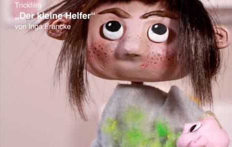 """werkschau / trickfilm """"der kleine helfer"""""""