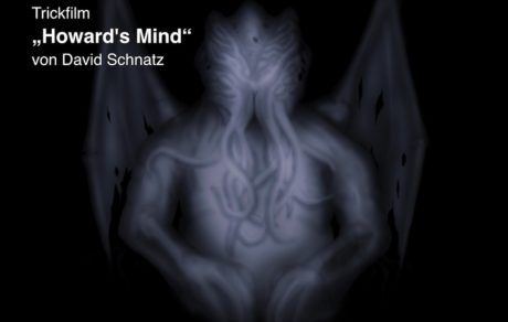 "werkschau / trickfilm ""howard's mind"""