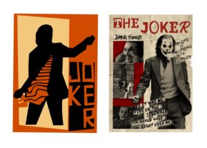 Joker–Plakate