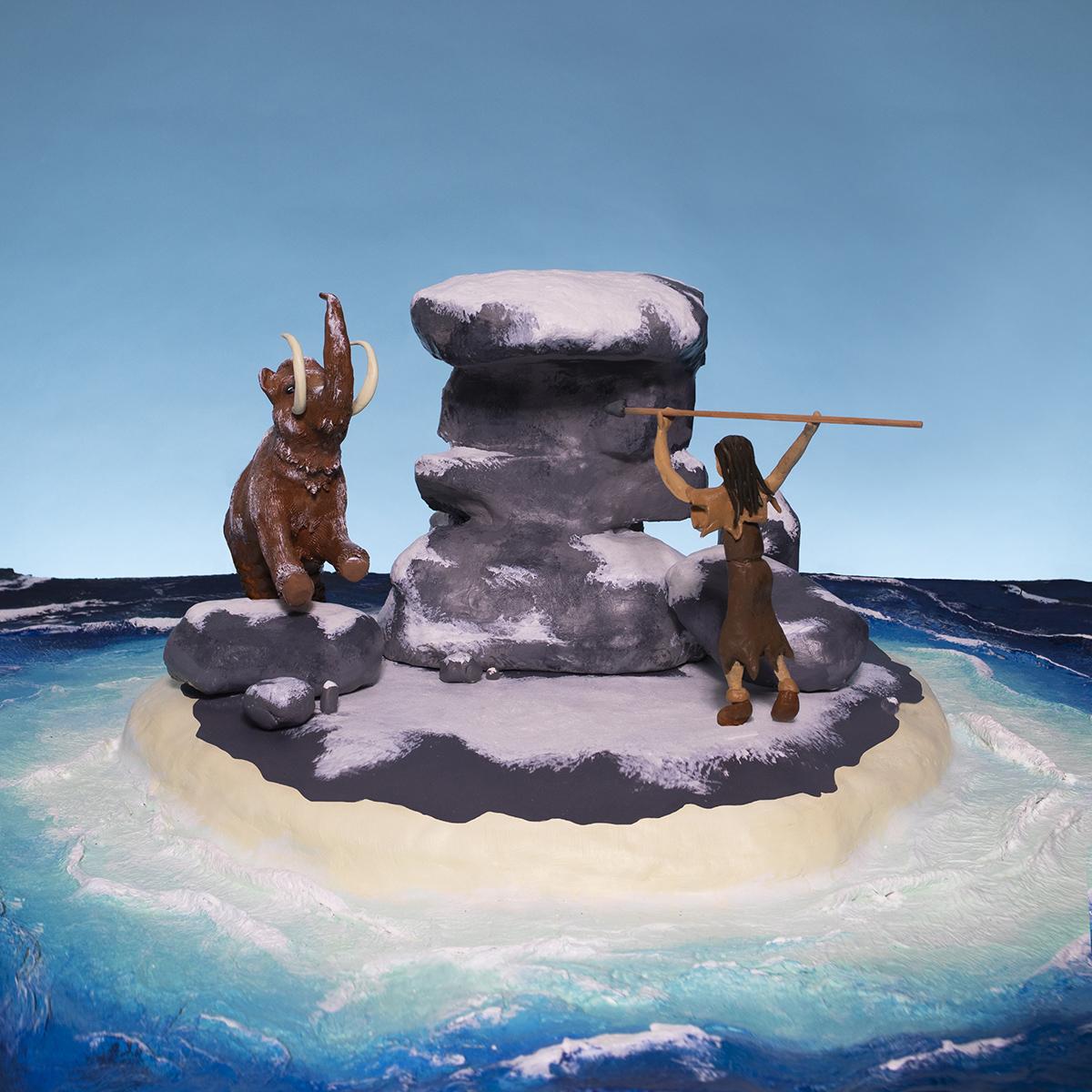 Steinzeit Insel
