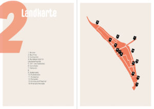 Infografik Insel Niederwerth