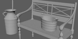 3D-Programm im Designstudium