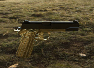 3D Design Pistole