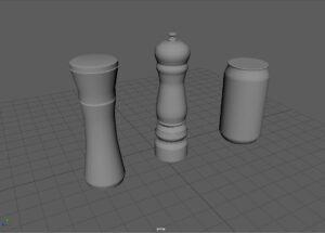 3D Design Übung