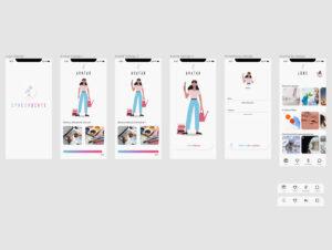 UX Designstudium